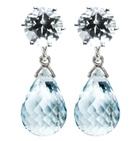 thumb_blue topaz studs with detachable briolette drops